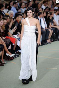 Kendall Jenner - Défilé Givenchy homme et haute couture à Paris, le 24 juin…
