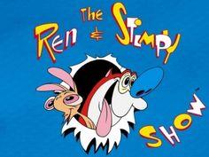 The Ren & Stimpy Show - cartoons - MEMORIES - 90's TV