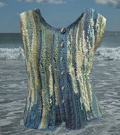 Knit A Beach / A Fantastic New Workshop by Jane Thornley1