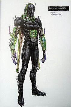 Alien Character, Character Concept, Character Art, Concept Art, Character Design, Power Rangers, Godzilla, Dbz, Transformers
