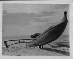 Canoes Outrigger Canoe, Honolulu Hawaii, Canoes, Outdoor Furniture, Outdoor Decor, Surfboard, Hawaiian, Canoeing, Surfboards