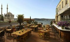 House Cafe Ortakoy, Istanbul - perfect for brunch on a Sunday