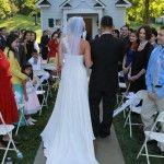 Wedding Wednesday: The Schwend Wedding   Bridebook Photograph by Noah Magnifico