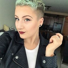 What do you thnk of her cut and color?