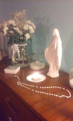 Virgen María..bendice mi vida