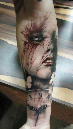 3d tattoos,3d tattoo,tattoo idea, tattoo image, tattoo photo, tattoo picture, tattoos, tattoos art, tattoos design, tattoos styles (20) http://picturingimages.com/3d-tattoo-design-picture-17/
