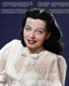 GAIL RUSSELL STARS IN MOONRISE WEARING SHEER BLOUSE COLOR PHOTO BY CHIP SPRINGER. Featured Ebay Listing. Please visit my Ebay Store, Legends of the Silver Screen, at http://legendsofthesilverscreen.com to see the current listings of your favorite Stars now in glorious color! Thanks for looking and check out my Youtube videos at https://www.youtube.com/channel/UCyX926rA5x4seARq5WC8_0w