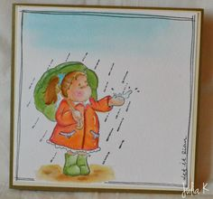 Life of Julia: Let it Rain