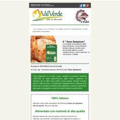 Il nuovo GRAN SELEZIONE - Coop. Agr. Valverde Chicken, Digital, Food, Eten, Meals, Cubs, Kai, Diet