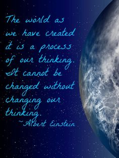 Want to change the world? Change your thinking - here's how! http://www.ubuntufuture.com/2014/03/20/first-step/
