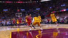 Derrick Rose / LeBron James