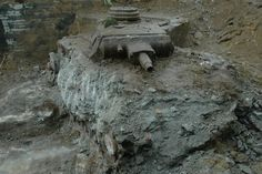 Remains of a PzKpfw III Ausf. N tank were donated by Norway for Polish tank museum in Poznan (10 photos)