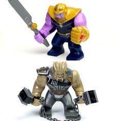 Thanos or Cull Obsidian? Choose the best maxi figure of IW sets. . . Follow my accounts @warlord_lego and @legoquickreview1 . .  #thanos #lego  #avengersinfinitywar  #avenger  #battle #superhero  #marvel  #marvelstudios #legophotography #legostagram #marvelmovies #avengers #marvelcomics #comics #superheroes  #marveluniverse #лего #игрушки #guardiansofthegalaxy #ironman #geek  #toyplanet #toyslagram #toys4life #spiderman #toy