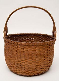 Shaker Swing-Handled Berry Basket