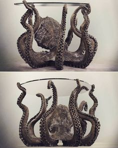 Octopus table!