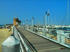 Marina Di Rimini, Rimini- Harbor, Italy, Nikon Coolpix L310, 5.1mm, 1/500s, ISO80, f/8.9, -0.7ev,HDR photography, 201707131624