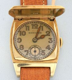 Vintage Watches Collection : Hamilton Flintridge - Bogoff Vintage Wrist Watch # 6688 - Watches Topia - Watches: Best Lists, Trends & the Latest Styles Old Watches, Antique Watches, Vintage Watches, Fine Watches, Wrist Watches, Men's Accessory Box, Art Deco Watch, Vintage Design, Luxury Watches For Men