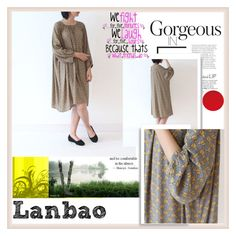 """""""LANBAO 5"""" by damira-dlxv ❤ liked on Polyvore featuring vintage"""