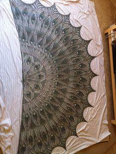 Ravelry: Wedding Peacock pattern by MMario