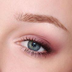 Eye Makeup Inspo - Eye Makeup Bronze - Make-Up Purple Eye Makeup, Makeup Eye Looks, Makeup For Green Eyes, Natural Eye Makeup, Cute Makeup, Makeup Geek, Skin Makeup, Makeup Inspo, Eyeshadow Makeup