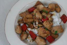 Chicken Stir Fry (Annie's T&T)