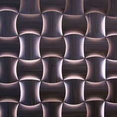 Completely Off The Wall. Decorative Wall Panels, 3d Wall Panels, Timber Cladding, Wall Cladding, Hunter Douglas, Wall Pannels, Wall Exterior, Wood Architecture, Wood Bridge