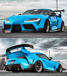 If the 2020 Toyota GR Supra was in Fast and the Furious. Toyota Celica, New Toyota Supra, Toyota Cars, Bugatti, Japanese Sports Cars, Japanese Cars, Ferrari, Wide Body Kits, Sports Car Wallpaper
