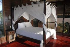 love this bed canopy!