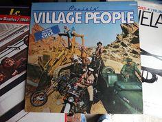 VINYLE VILLAGE PEOPLE CRUISIN 598501 BA242