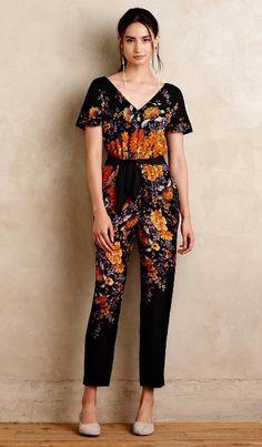Enbee Silk Jumpsuit