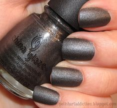 China Glaze- Stone Cold