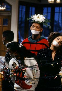 A holiday episode of The Fresh Prince of Bel-Air