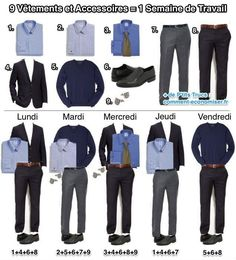 Discover how to pack a carry-on so you have plenty of outfit options when traveling for work (or even for fun!), from the team at Style Girlfriend. Sharp Dressed Man, Well Dressed, Business Casual Men, Men Casual, Smart Casual, Mens Business Clothes, Corporate Attire For Men, Mens Business Professional, Business Travel Outfits