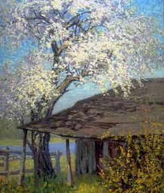 20th Century American Impressionist Artist Childe Hassam | Florence Griswold Museum