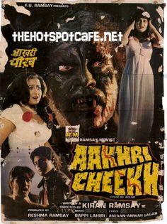 Aakhri Cheekh (1991)