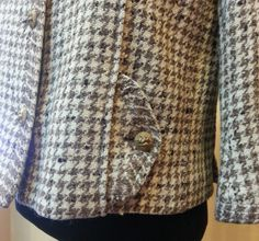Chanel Jacket from Claire Shaeffer's collection