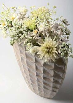 Bouquet Corail, coll. Essential Whites, Sia - Fleurs artificielles, idées de compositions florales et design floral