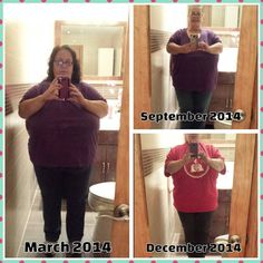 Hi I'm Nereida. I began my journey in March of 2014. I have dropped 36 lbs and many inches. I used to have terrible heartburn every night, was always tired and sluggish because I wasn't getting a g...