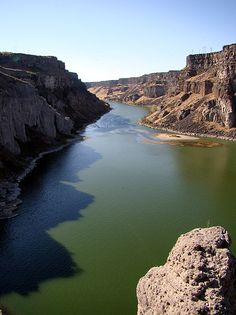 Snake river canyon, Idaho
