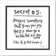 Secret #5 Prints (contemporary)