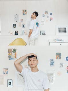 Cute Korean Boys, Korean Men, Asian Boys, Jung Hyun, Kim Jung, Korean Celebrities, Korean Actors, Park Seo Joon Instagram, Baby Drama