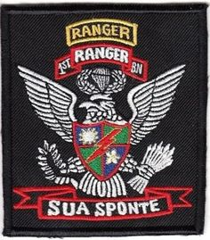 Vietnam US Army Ranger 75th Infantry Regiment Airborne 1st Battalion Sua Sponte