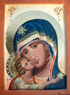 Theotokos by Sister Irene