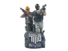 army of two : devil's cartel - statue (15cm)