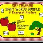 Your students will burst with pride when they use these fall emergent readers to learn to read and write these 5 beginning sight words: a  I  is  s...