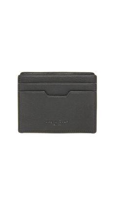 RAG & BONE Card Case. #ragbone #case