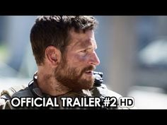 American Sniper - Official Trailer #2 (2015) - Bradley Cooper, Clint Eastwood HD | Pratica Tube