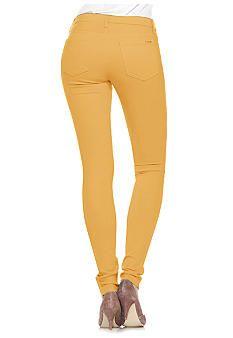Joe's Jeans The Skinny Color #belk #color