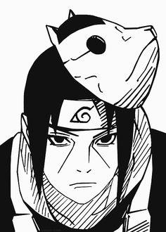 Itachi Uchiha, Naruto Shippuden Sasuke, Boruto, Wallpaper Memes, Naruto Wallpaper, Anime Guys, Manga Anime, Japon Illustration, Naruto Tattoo