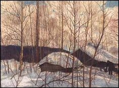 Frank Hans (Franz) Johnston ARCA CSPWC OSA 1888 - 1949 Canadian Orient Bay Lake Nipigon oil on board signed and on verso signed titled and dated 1933 Group Of Seven Artists, Tom Thomson Paintings, Alex Colville, Bay Lake, National Art, Canada, Canadian Artists, Selling Art, Landscape Paintings